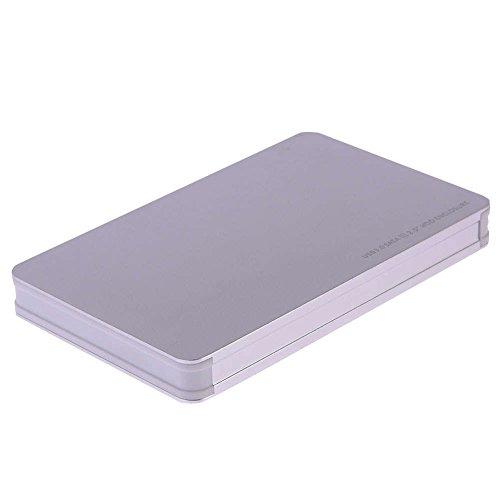 Price comparison product image 2.5inch Ultra Slim USB 3.0 SATA Hd Box Hard Disk Drive HDD External HDD Aluminum Alloy Shell Enclosure