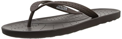 Marron Crocs Hawaii Tongs Femme espresso vCwUqvSrxO