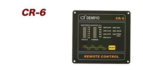 電菱 リモートコントローラー CR-6 B005PKW3S2