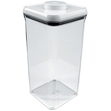 OXO Good Grips POP Big Square 5.5-Quart/5.2 Litre Storage Container