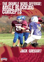 - Jack Gregory: The Double Wing Offense: Angle Blocking Concepts (DVD)