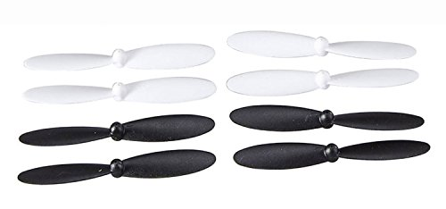 Amazon Holy Stone Main Blades Propellers Spare Part For F180C HS170 Mini Drone Pack Of 2 Sets Toys Games