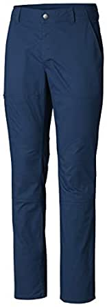 Columbia Men's Shoals Point Cargo Pant, Breathable, UPF 50 Sun Protection, 30x30, Petrol Blue