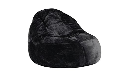 31DgCtOLHKL - Divano-Roma-31-inch-Soft-Brush-Microfiber-Bean-Bag-Chair-Gaming-Chair