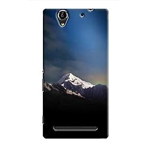 Cover It Up - Mountain Peak Xperia C3 Hard Case