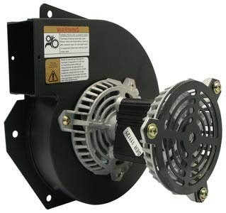 - Trane Furnace Draft Inducer Blower (7002-2558, D330787P01, BLW473) Rotom # FB-RFB337