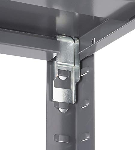 K&A Company 5 Shelf Storage Rack, 36'' x 75'' x 12'' x 22 lbs, 36 W x 12 D x 75 H by K&A Company (Image #7)