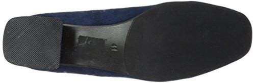 Azura By Spring Step Dames Ficolor Instappers Loafer Navy