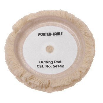 Porter-Cable 54742 7-Inch Hook & Loop Lambs Wool Compounding Bonnet by PORTER-CABLE