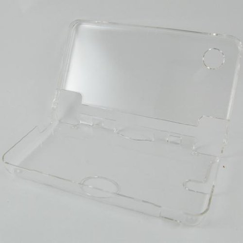 Nintendo DSi LL & XL Compatible Crystal Case