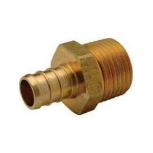 Copper Flange Adapter - 6