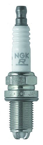 Price comparison product image Set (8pcs) NGK Laser Platinum Spark Plugs Stock 3199 Nickel Core Tip Semi-Surface Discharge 0.020in BKR6EQUP