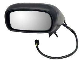APDTY 0662324 Left Side (Driver) View Mirror Assembly w/Power Heat Fits 1992-1999 Bonneville (Replaces 25615217) ()