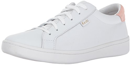 Leather Ace White Fashion Keds Women's Blush a7q6qZw
