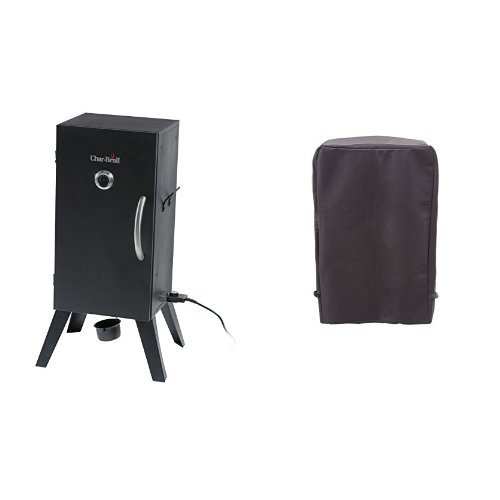 vertical smoker grill covers - 7