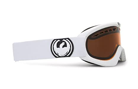 Dragon DXS - Gafas de ventisca para esquí negro coal amber Talla:small: Amazon.es: Ropa y accesorios