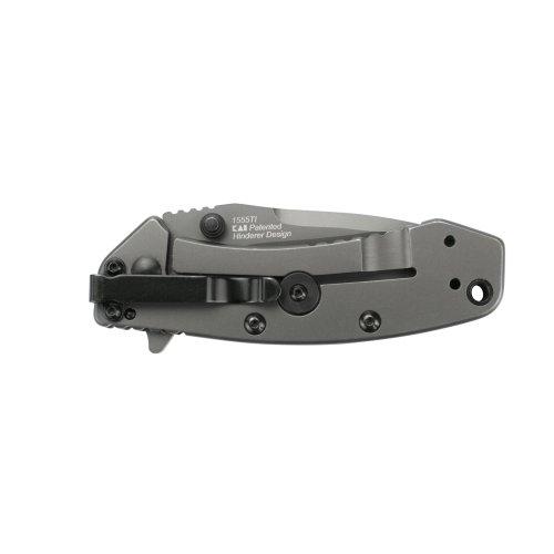 Kershaw 1555TI Cryo SpeedSafe Folding Knife
