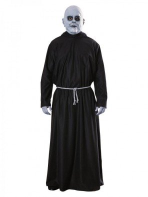 Rubies Costume Addams Family Uncle Fester Adult Halloween Costume | X-Large]()