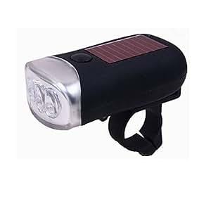 Driver Dínamo solar y bicicletas potencia de luz LED linterna + independiente