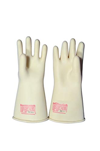 vidyut electric hand gloves for 33kv line by balaji trading co. Price & Reviews