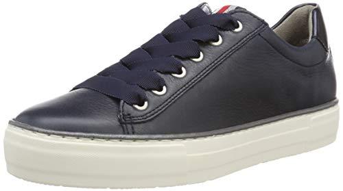ara Women's Courtyard 1237484 Low-Top Sneakers, ((Blau 72) 5.5 UK