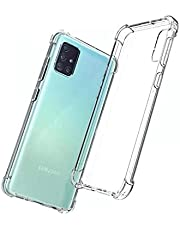 Samsung A51 Back Cover Ultra Protection from the 4 corners - Clear