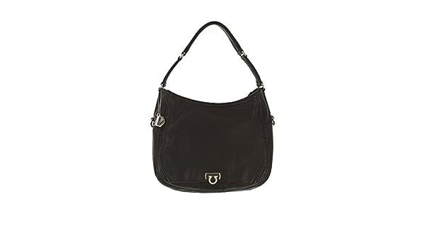 1b0d01b3754d Lily Rose Leather Convert Hobo Womens Hobo Shoulder Handbag Black   Amazon.com.au  Fashion