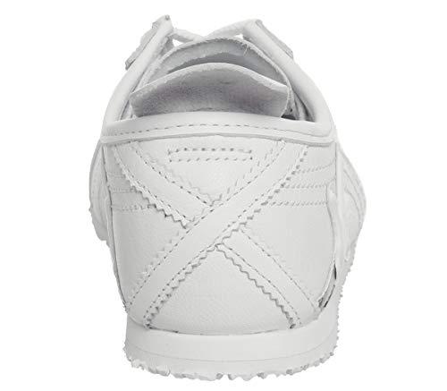 Zapatilla White D7X4L 66 0505 Mexico Asics Mickey Beige White Z84wqgd