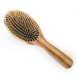 BASS Wood Pin Dog Brush