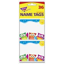 Owl Starts Terrific Labels, 2-1/2\