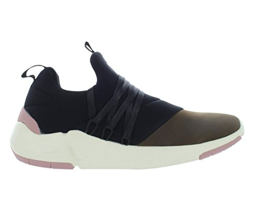 Creative Recreation Matera Slip-on Zapatos Para Mujer Tamaño Negro / Marrón