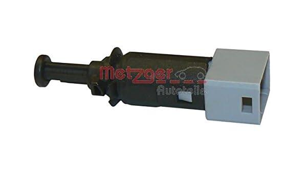 Metzger 0911080 Conmutador, accionamiento embrague (control veloc.): Amazon.es: Coche y moto