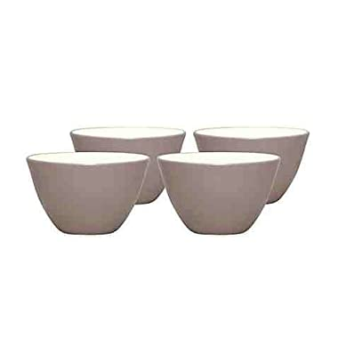 Noritake Colorwave Mini Bowls in Clay (Set of 4)