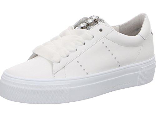 ville bianco à pour 61 amp; lacets 617 20230 Sw femme de S Chaussures cryst K q8w7c0g0