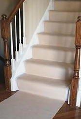 Beige 6L x 30 W Laminet Cover Company CPS6-BEI LAMINET Non-Slip Carpet /& Floor Protector