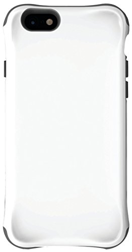 BALLISTIC Urbanite Series Case for Apple iPhone 6 - Retail Packaging - White/Charcoal Gray