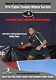 Forehand Loop Table Tennis DVD