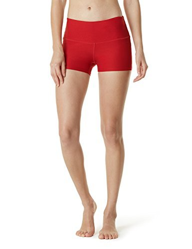 Tesla TM-FYS01-RED_Small Shorts 3