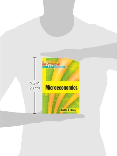 Microeconomics as a Second Language by Wiley