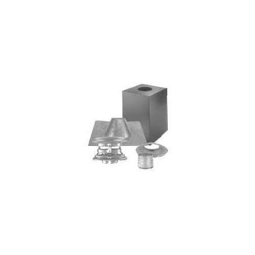 Dura-Vent 4PVP-KVB PelletVent Pro Vertical Cathedral Ceiling Venting Kit