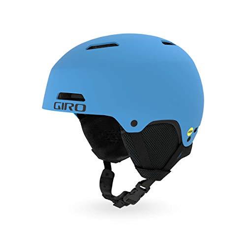 Giro Crue MIPS Kids Snow Helmet Matte Blue MD 55.5-59cm