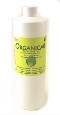 Organica BioFire Safety Fuel by ECOFuel