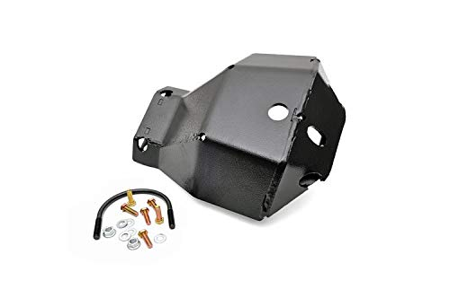 - Rough Country Front Dana 44 Skid Plate Armor (fits) 2007-2018 Jeep Wrangler JK 798 Dana 44 Front Diff Plate