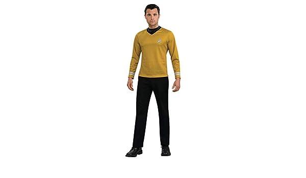 Star Trek Capitán Kirk Sr. traje S: Amazon.es: Juguetes y juegos