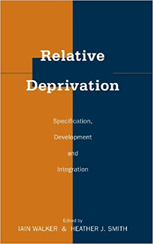 Download Relative Deprivation: Specification, Development, and Integration PDF, azw (Kindle), ePub
