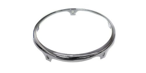 Latin Percussion LP735A 11-3/4-Inch Comfort Curve 2 Conga Rim - Chrome by Latin Percussion