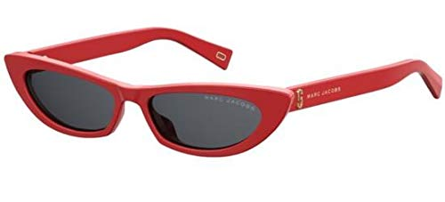 Gafas de Sol Marc Jacobs Marc 403/S Red/Grey Mujer: Amazon ...