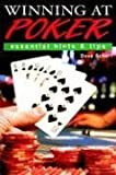 Winning at Poker, Dave Scharf, 0785817867