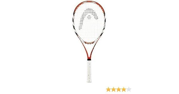 Head Microgel Radical  OS Pre Strung Tennis Racquet NEW