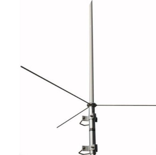 Comet Original GP-6 146/446 MHz Dual-Band Vertical Base Antenna 6.5/9.0 dBi, 10' 2